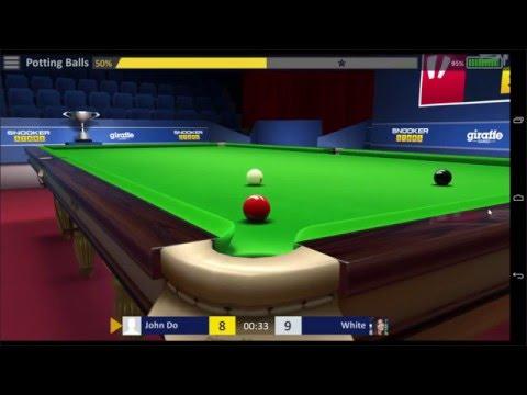 Snooker Stars Gameplay #1