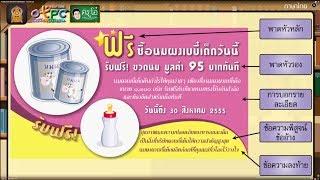 สื่อการเรียนการสอน การเขียนเชิงสร้างสรรค์และการเขียนโฆษณา ป.6 ภาษาไทย