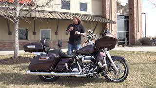 5. Fully loaded 2017 Harley Davidson Road Glide Special
