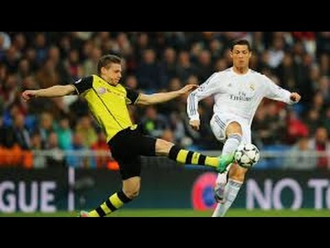 Real Madrid vs Borussia Dortmund all goals and highlights 2-2|  Uefa Champions League 2016