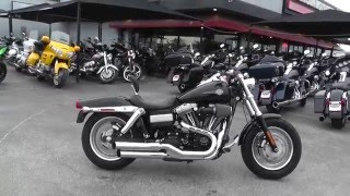 4. 305866 - 2013 Harley Davidson Dyna Fat Bob FXDF - Used Motorcycle For Sale