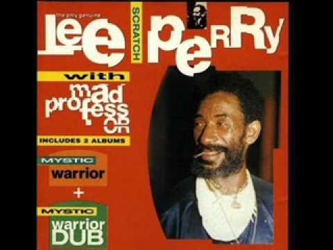 antennae - Album: Lee Perry & Mad Professor - Mystic Warrior & Mystic Warrior Dub.