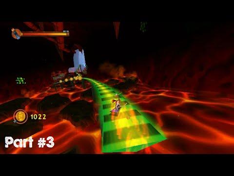 Kao Challengers PSP - Sonic The Kangaroo - Part 3