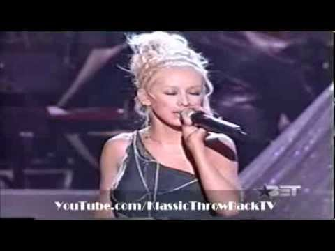 Christina Aguilera Whitney Houston Tribute  – Live (2001)