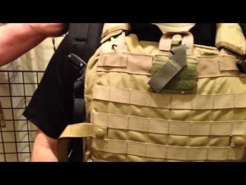 SHOT Show 2012 - Mystery Ranch BASE and Mystery Cinch