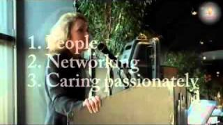 Cathy Langham-At the top Speech