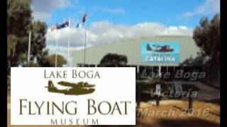 Lake Boga Australia  city images : Flying Boat Museum - Lake Boga