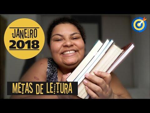 Metas de Leitura | Janeiro/2018