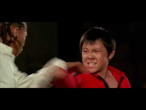 Karate Kid 2010 Final Tournament