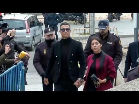 Πρόστιμο 18,8 εκατ. ευρώ και φυλάκιση με αναστολή στον Ρονάλντο…