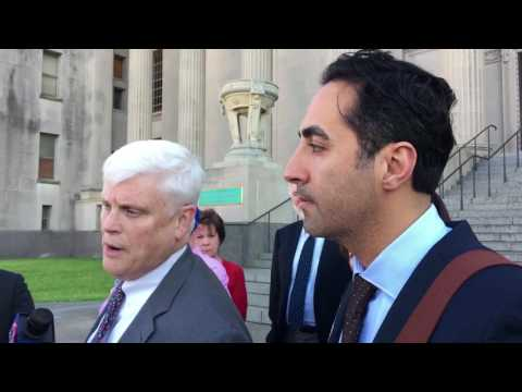New Orleans surgeon Dr. Alireza Sadeghi found not guilty of video voyeurism