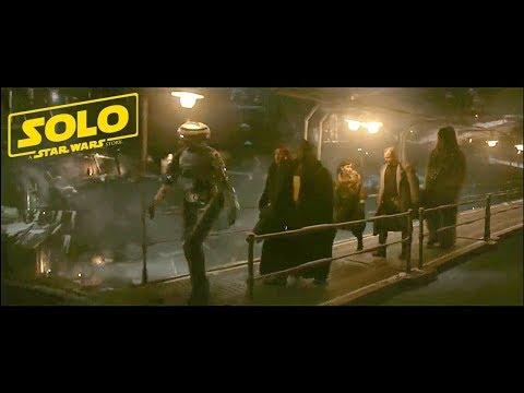 SOLO A Star Wars Story (Han Solo) TV Spot Trailer 7