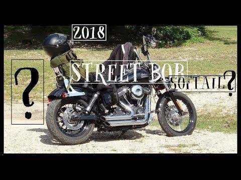 2018 Street Bob - Back in the saddle again!