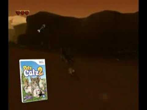 catz wii walkthrough