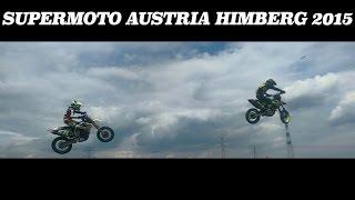 Himberg Austria  City pictures : Supermoto Austria Himberg 2015