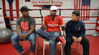 """Interview with Ray """"Bazooka"""" Graceski (3-0-0) of Springfield, MA about his Upcoming fight"""