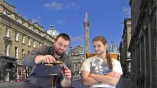 Beer United Kingdom  City pictures : Newcastle Brown Ale British Beer Review (Newcastle, England, United Kingdom)