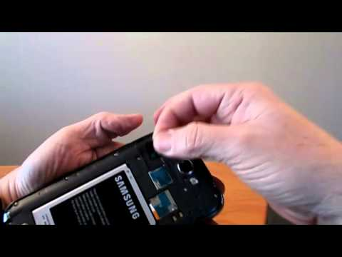 How To Install a SD Memory Card In Galaxy Note 2