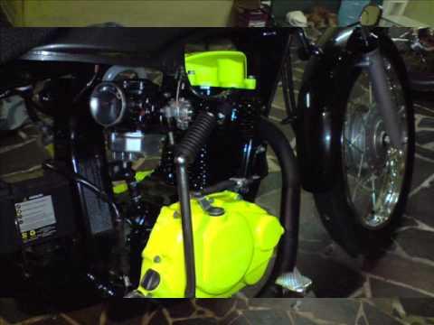 FAN 125cc Preparada