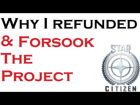 Star Citizen 2018 Honest Rant Why I Refunded (21:9)