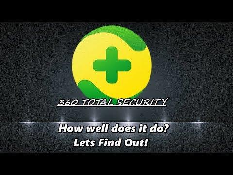 360 Total Security | Demonstration | {A-V Test #18}