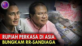 Video Rupiah Perkasa di Asia, Bungk4m Mulut Rizal Ramli Sandiaga MP3, 3GP, MP4, WEBM, AVI, FLV Januari 2019