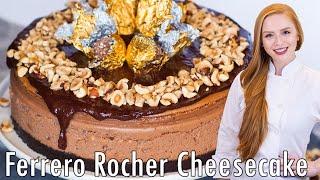 Ferrero Rocher Cheesecake by Tatyana's Everyday Food