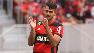 Felipe Vizeu marcou os dois gols que garantiram a vitória rubro-negra no Mané Garrincha. --------------- Seja sócio-torcedor do Flamengo: http://bit.ly/1QtIgYl ...