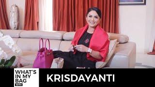 What's Inside Krisdayanti's Bag?