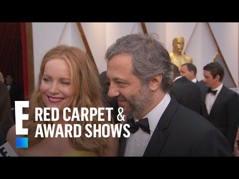 Leslie Mann & Judd Apatow on Celebrating 20 Years of Marriage | E! Live from the Red Carpet