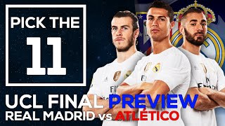 ►SUBSCRIBE TO REAL GALACTICOS: https://goo.gl/GC2GEc UEFA Champions League Final is here!! We bring you our last match preview of the season, hopefully befor...