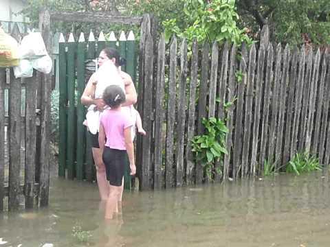 Enchente na Vila Getulio Vargas - Mathias Velho