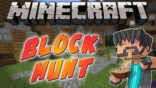 Minecraft Mini-Game: Block Hunt - Ep 3 - w/ Friends!
