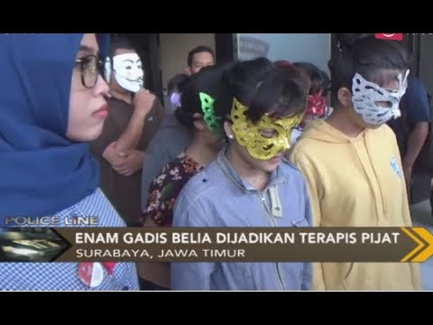 Panti Pijat Plus-plus Digerebek, Polisi Pergoki Terapis & Pelanggannya Dikamar - Police Line 20/02