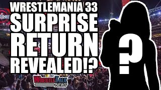 Roman Reigns To WWE Smackdown? Wrestlemania 33 Surprise Return Revealed!? | WrestleTalk News 2017