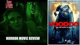 Nonton VOODOO ( 2017 Samantha Stewart ) Found footage Horror Movie Review Film Subtitle Indonesia Streaming Movie Download