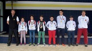 Medalhas para São Jorge