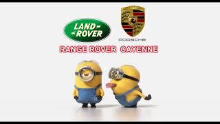Video Range Rover vs Porsche Cayenne 4x4 Offroad Minions Style MP3, 3GP, MP4, WEBM, AVI, FLV Juli 2019
