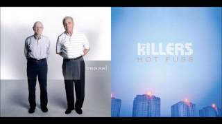 Mr. Car Radio - twenty one pilots vs. The Killers (Mashup)