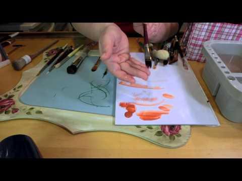Comment nettoyer des pinceaux peinture a l 39 huile la for Nettoyer une peinture a l huile