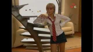 Some clips and scenes of Angelique Boyer as Vico in Rebelde. These are all from early in Season 1. Temporada uno.