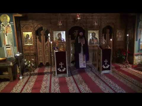 2021 Canonul cel Mare al Sf. Andrei Criteanul 1 - L'office du Grand Canon St André de Crète, LIMOURS