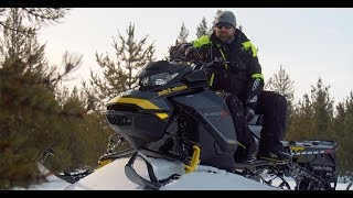 8. Full REVIEW: 2018 Ski-Doo Summit X 850 175