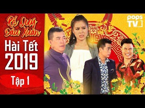 Hài Tết 2019 | Rể Quý Đầu Xuân - Tập 1 Full | Nhật Cường, Nam Thư, Lê Dương Bảo Lâm - Thời lượng: 35 phút.