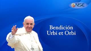 Bendición Urbi et Orbi Pascua 2019