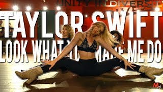 TAYLOR SWIFT | LOOK WHAT YOU MADE ME DO | CHOREOGRAPHY- MICHELLE JERSEY MANISCALCO