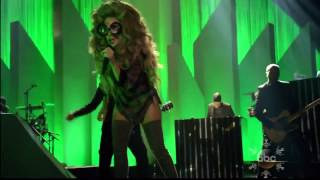 Lady Gaga :: MANiCURE :: Live @ 'Lady Gaga & the Muppets' Holiday Spectacular