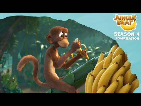 Jungle Beat Season 4 Compilation #1
