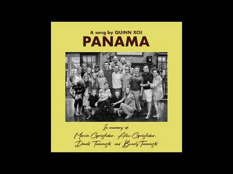 Quinn XCII - Panama (Official Audio)