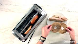 The Bakery™ Artisan Bread 2 Slice Toaster Demo Video Icon